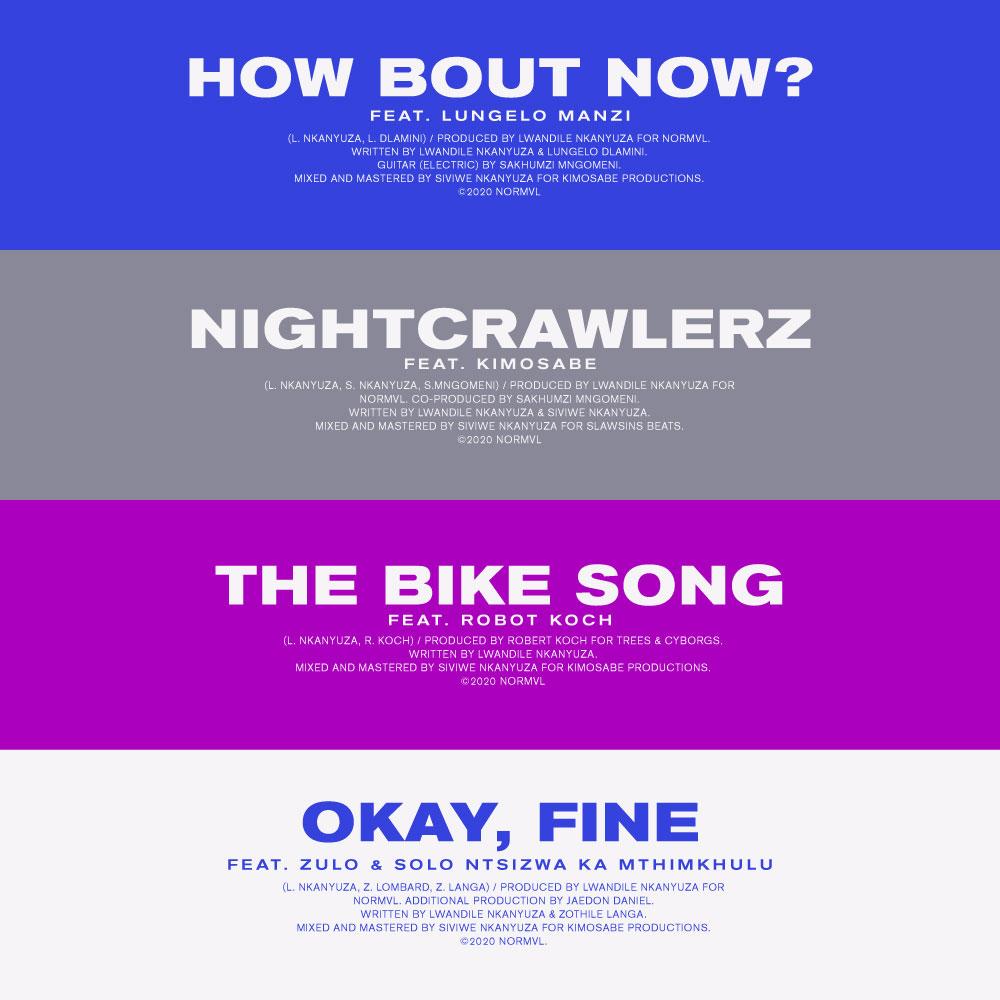 SPIJØNGET-Chapter-Two-Tracklist