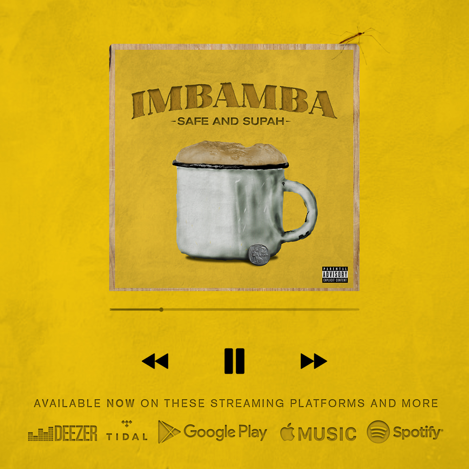 Imbamba Available now