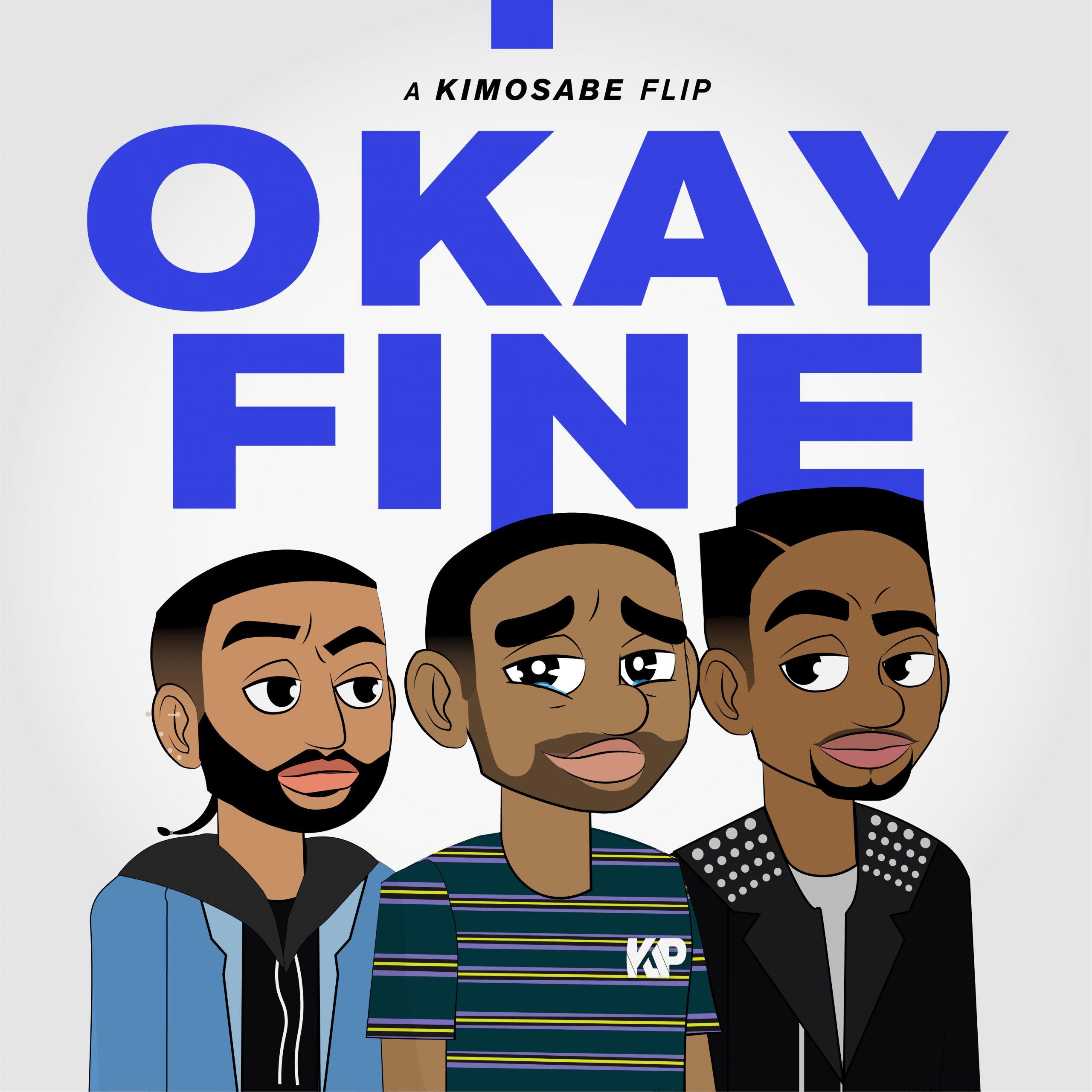 OKAY FINE (Kimosabe Remix)_Cover Art