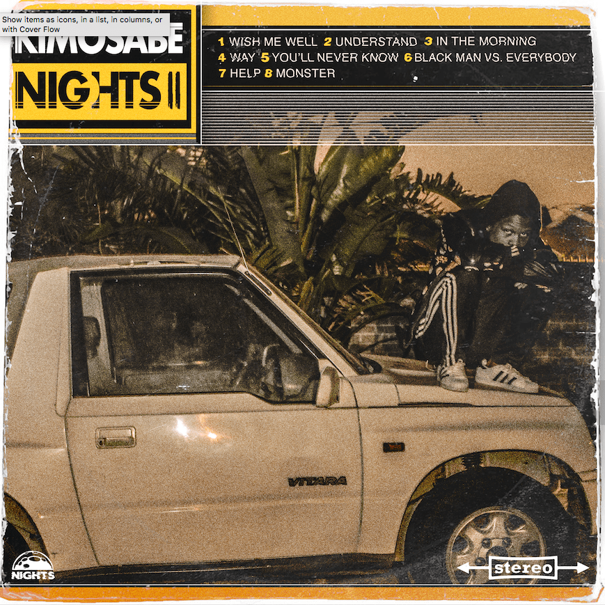 Kimosabe – Nights, Vol.2